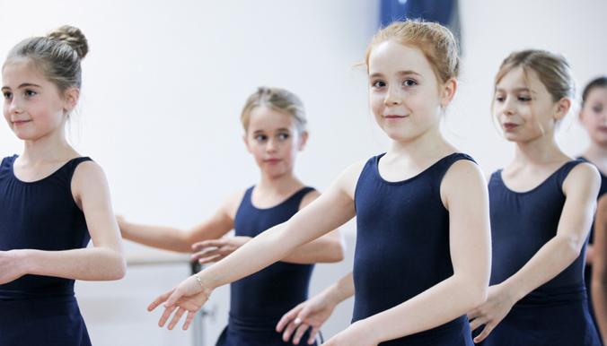 Ballettschule Moderegger Gruppe