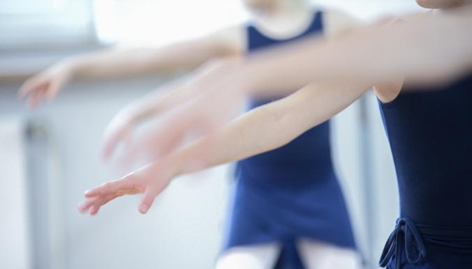 Ballettschule Moderegger Haende