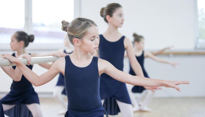 Ballettschule Moderegger Stange